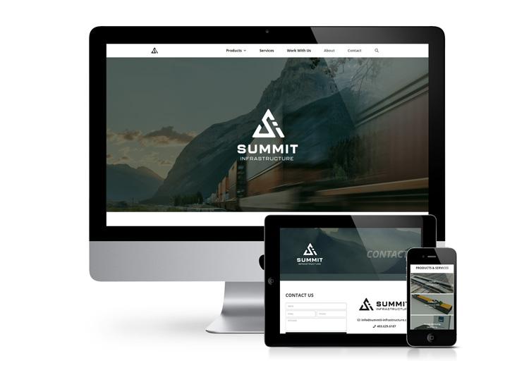 Calgary b2b Website Design